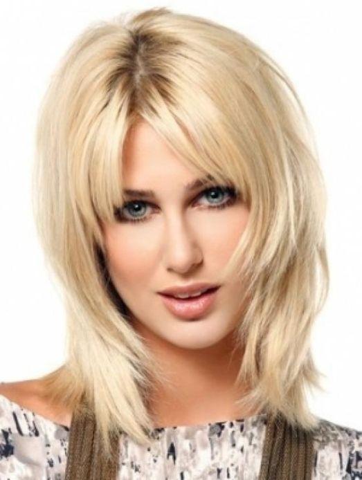 Gestufte Frisuren Für Feines Haar | 2021 | Cabelo