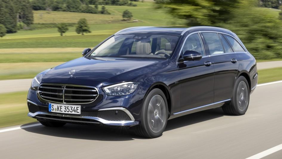 Mercedes E-Klasse T-Modell (2021) | autoservicepraxis.de