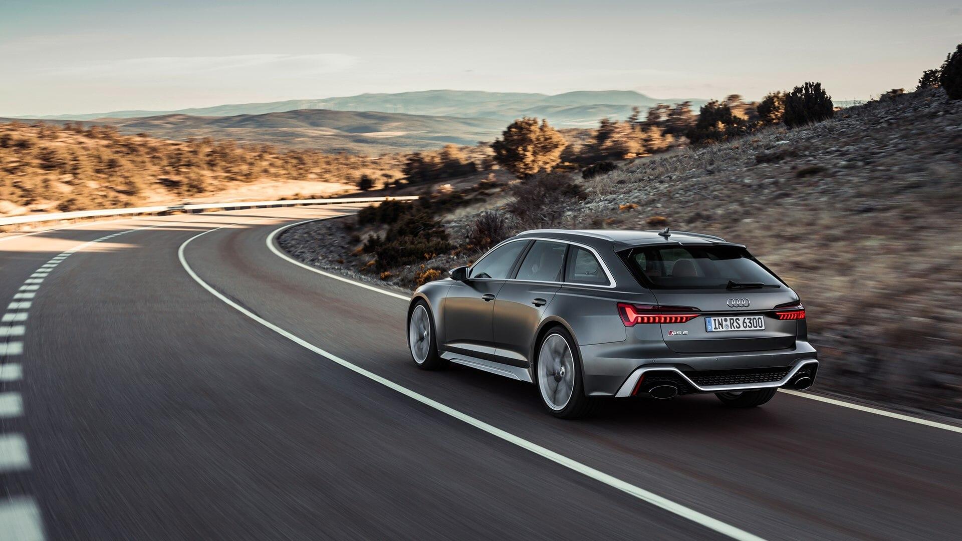 RS6 Quattro Avant 2021 à 1 699,00$ en location chez Audi ...