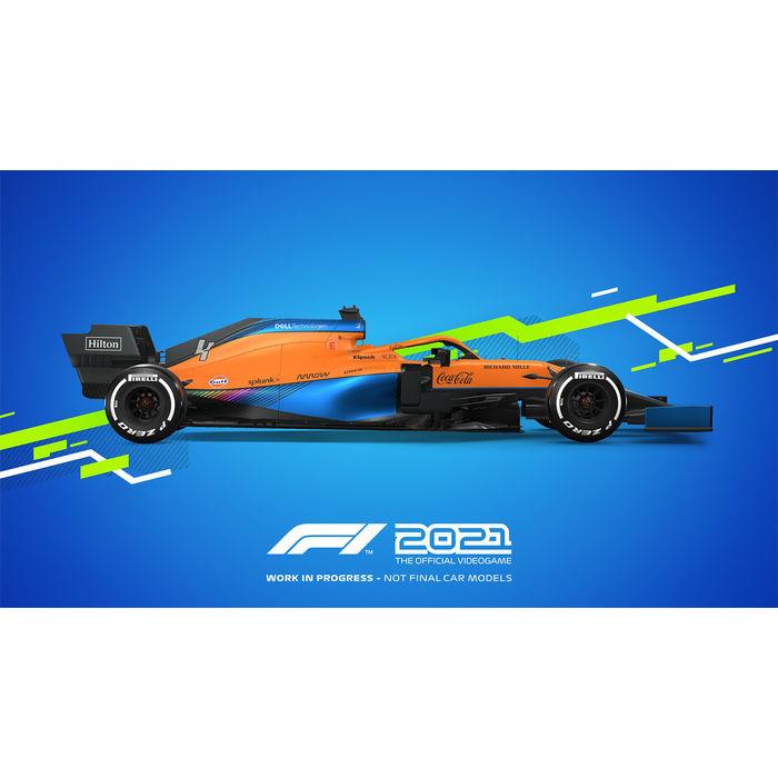 PREVENDITA F1 2021 - PS4 | Mediaworld.it