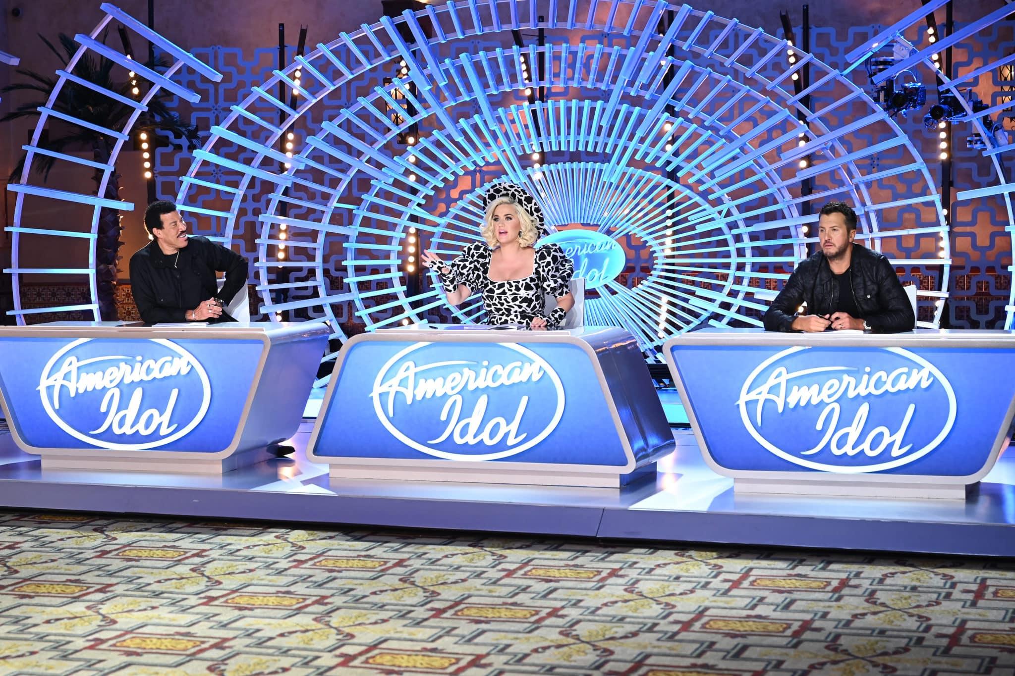 American Idol 2021 Cast Photos and BTS Gallery • mjsbigblog