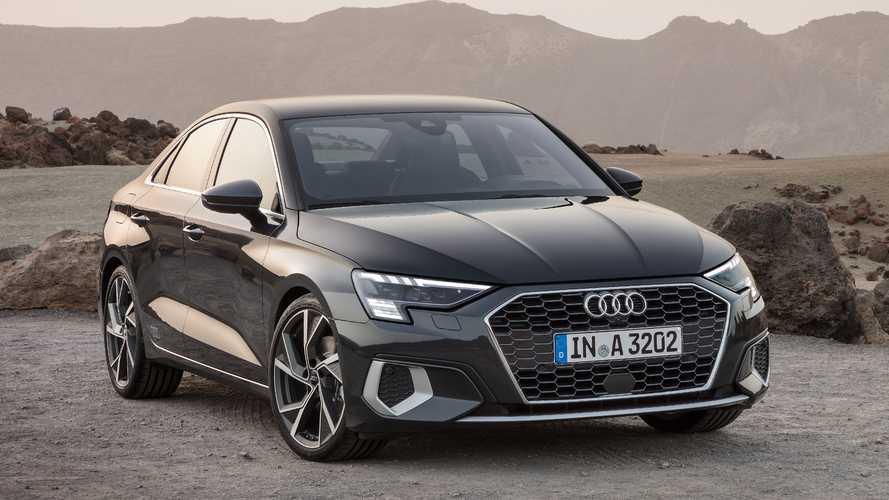 2021 Audi A3 Sedan Debuts With Fresh Design, New ...