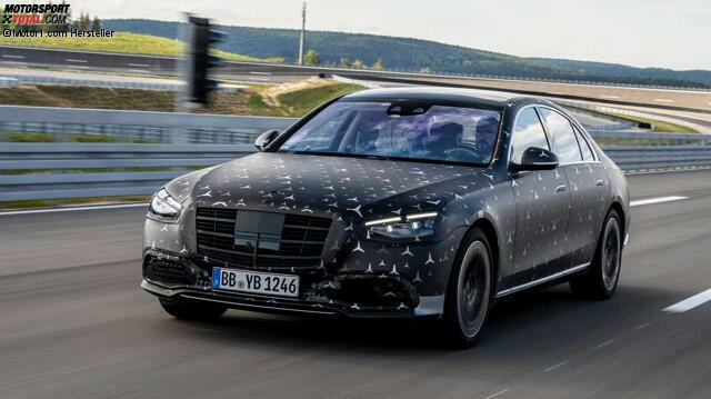 Mercedes-Benz S-Klasse (2021): Was bislang alles bekannt ist