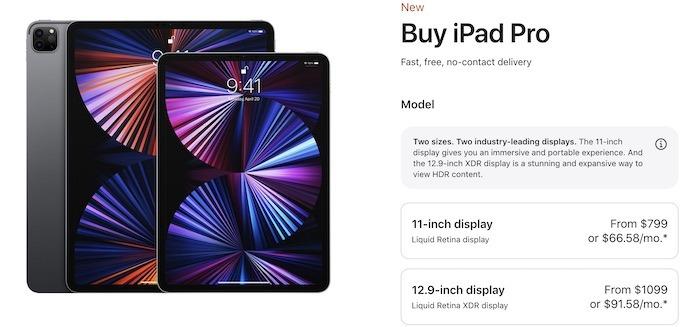iPad Pro 2020 vs iPad Pro 2021: ¿Cuál debería comprar ...