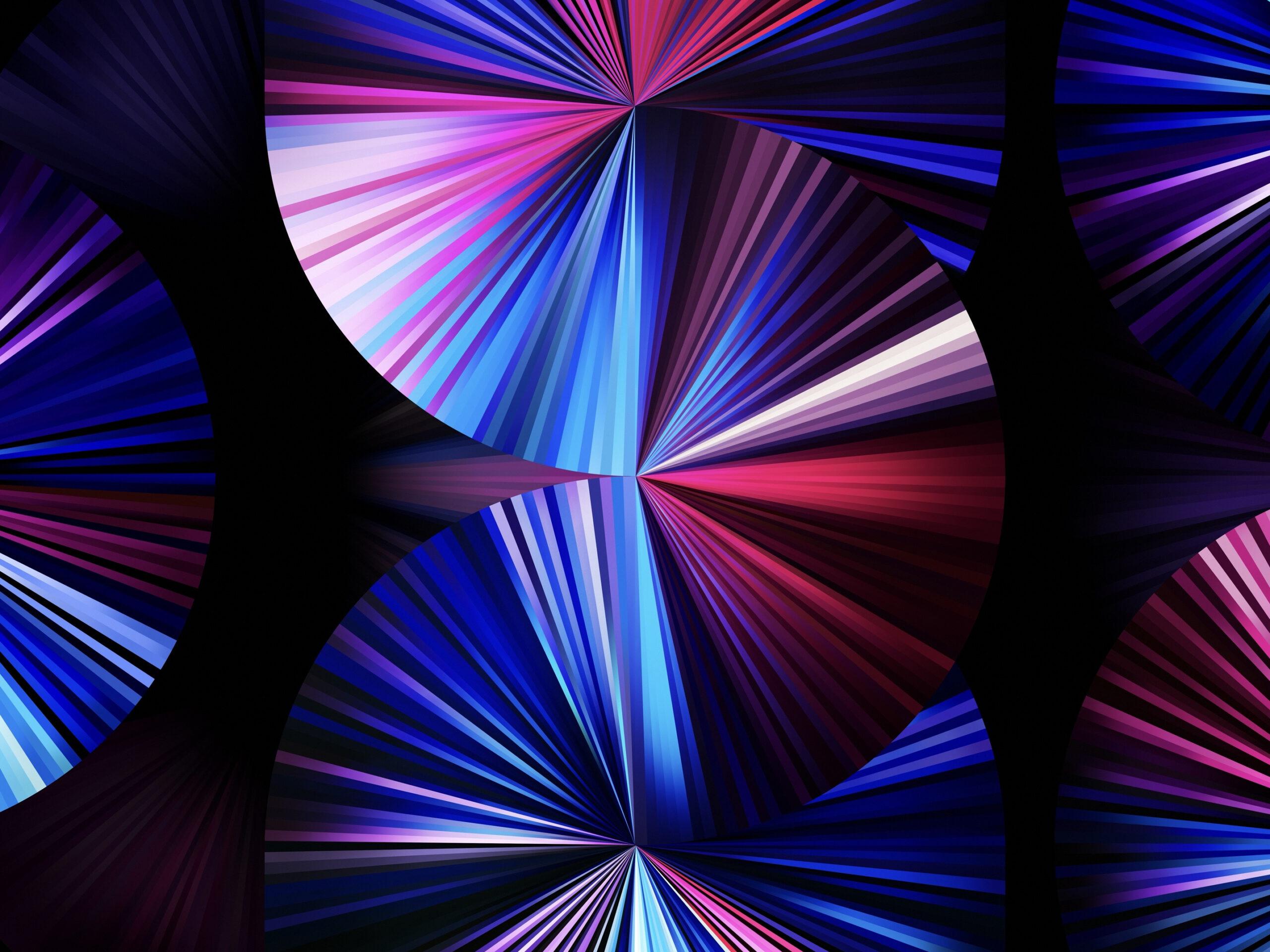 I nuovi gloriosi wallpaper di iPad Pro 2021 sono pronti al ...