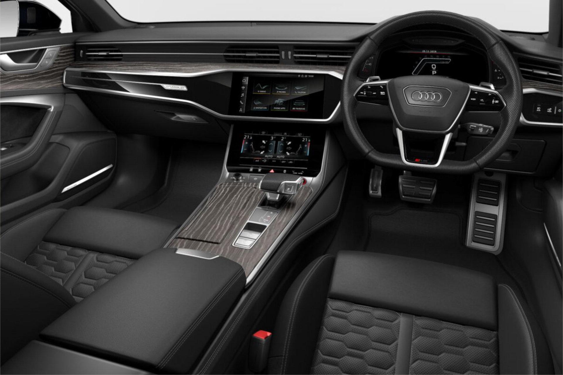 2021 Audi RS6 Avant Vorsprung 12   Adaptive Vehicle ...