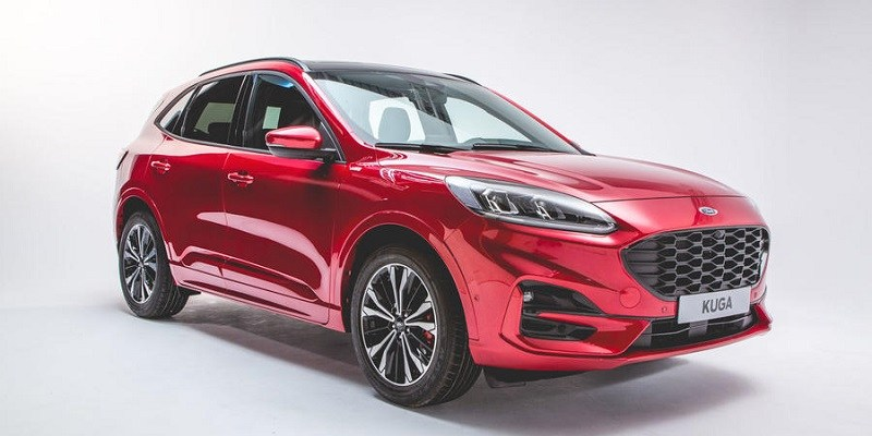 2020 Ford Kuga Plug-In Hybrid is Coming Next Spring - 2021 ...
