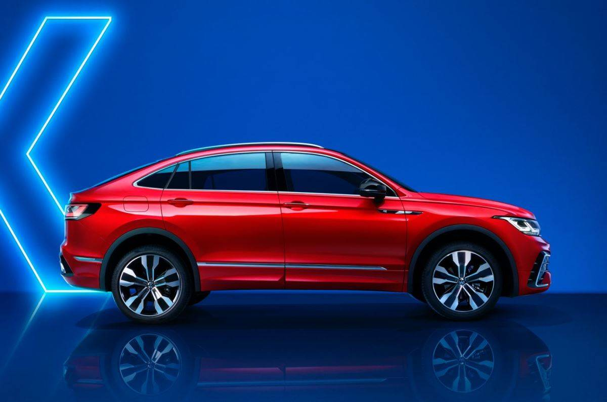 2020 Volkswagen Tiguan X Coupé-SUV officially revealed ...