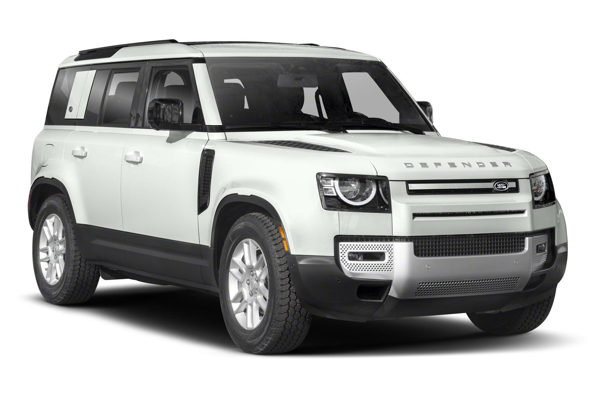 2021 Land Rover Defender MPG, Price, Reviews & Photos ...