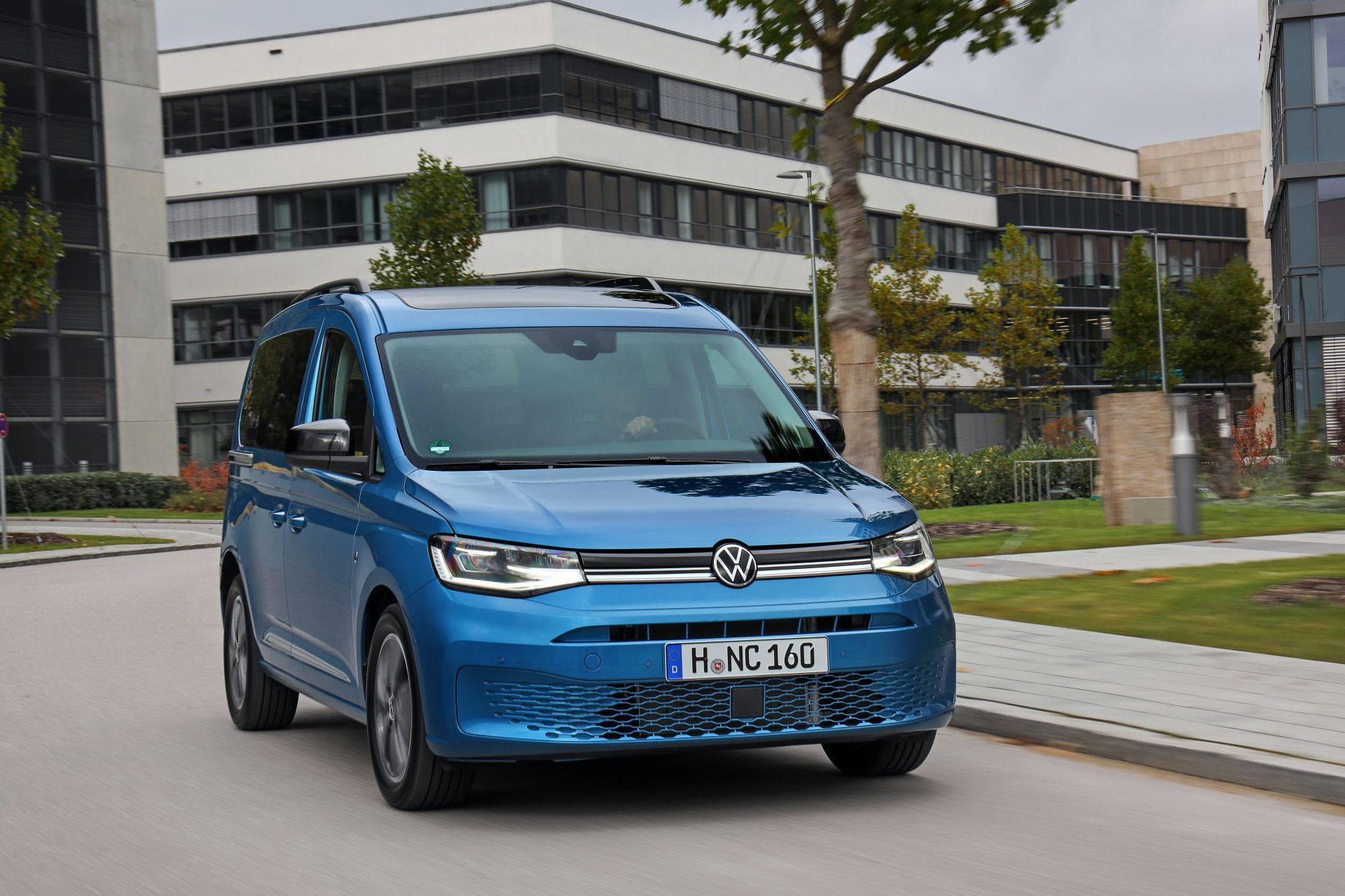 All-New 2021 VW Caddy: Here's Everything You Need To Know ...