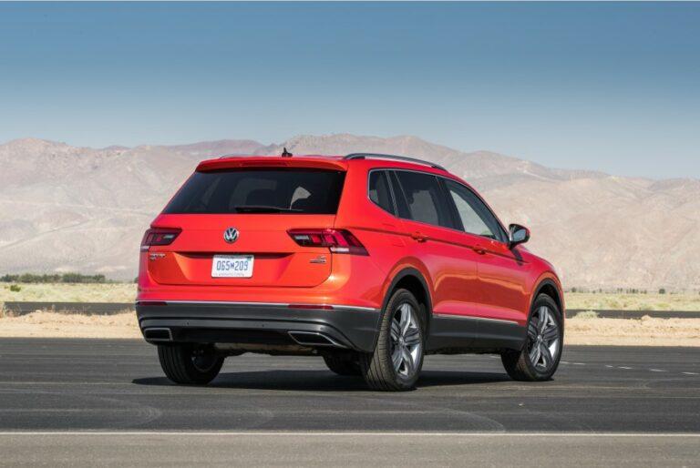 2021 Volkswagen Tiguan Color Changes | Volkswagen USA Cars