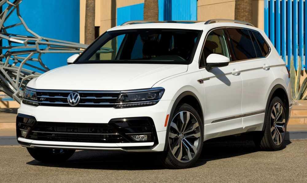 2021 Volkswagen Tiguan R Release Date, Price and Specs