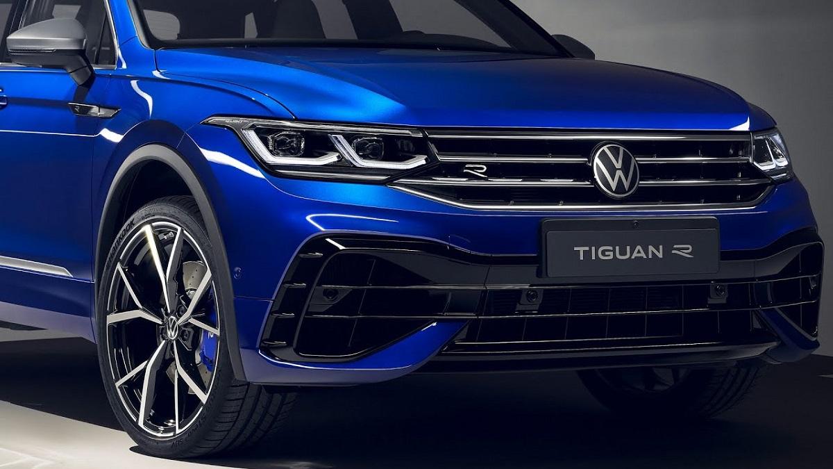 2021 Volkswagen Tiguan Gets More Attractive Styling - 2022 ...