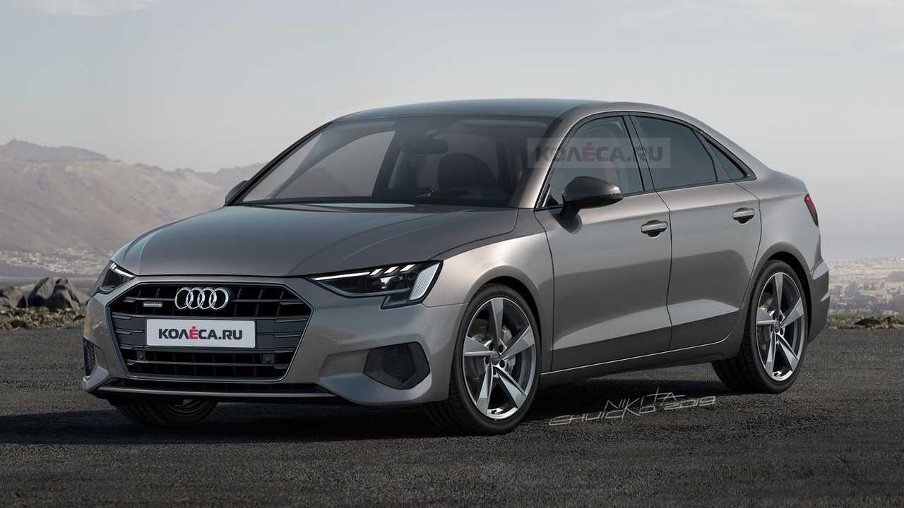 Audi a3 sportback 2020 | 2020 Audi A3 Sportback : Photos ...