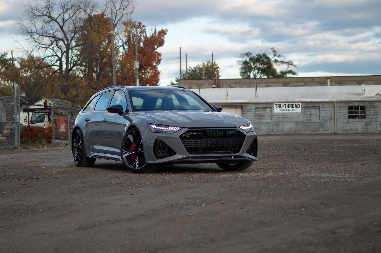 2021 Audi RS6 Avant review: Swiss Army Wagon - Roadshow