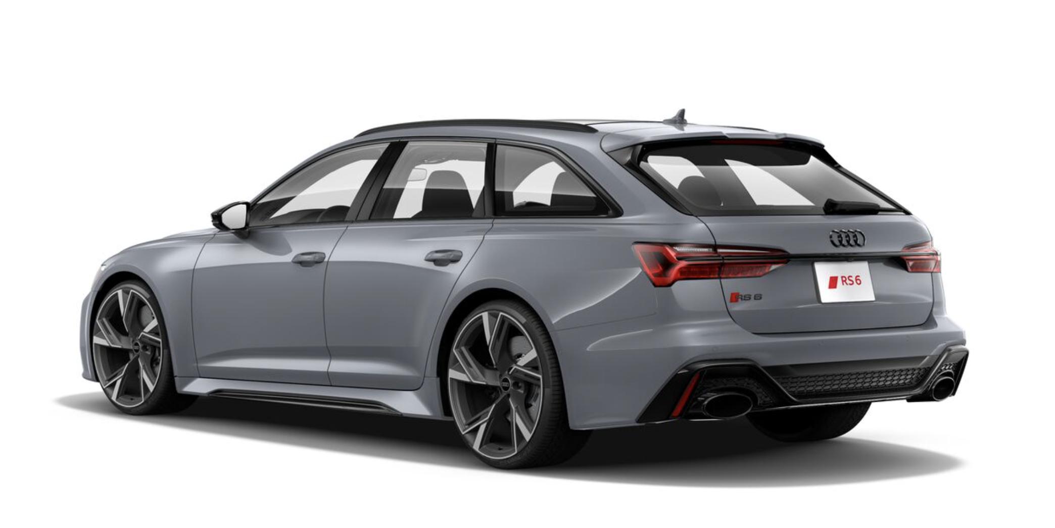 How We'd Spec It: 2021 Audi RS6 Avant, the Wagon of Our Dreams
