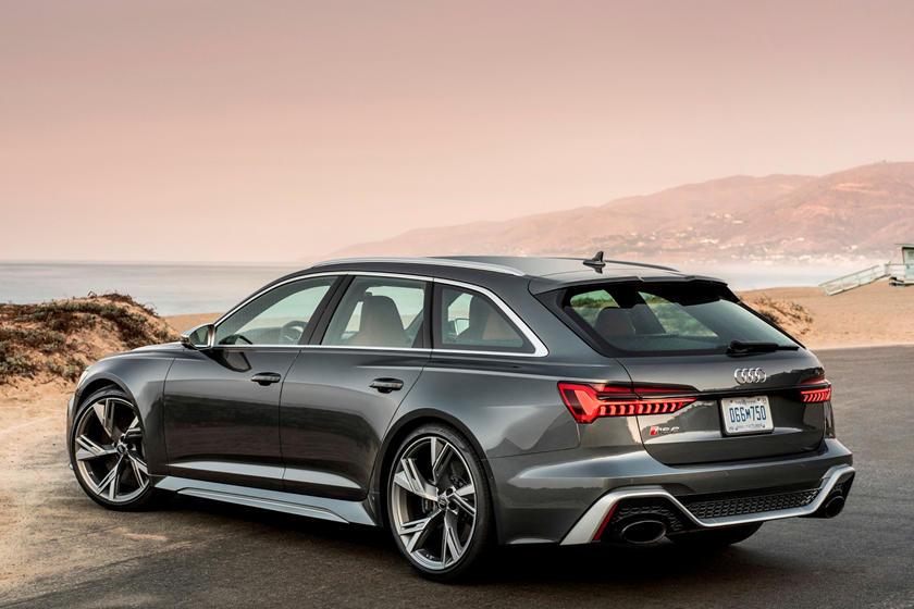2021 Audi RS6 Avant: Review, Trims, Specs, Price, New ...