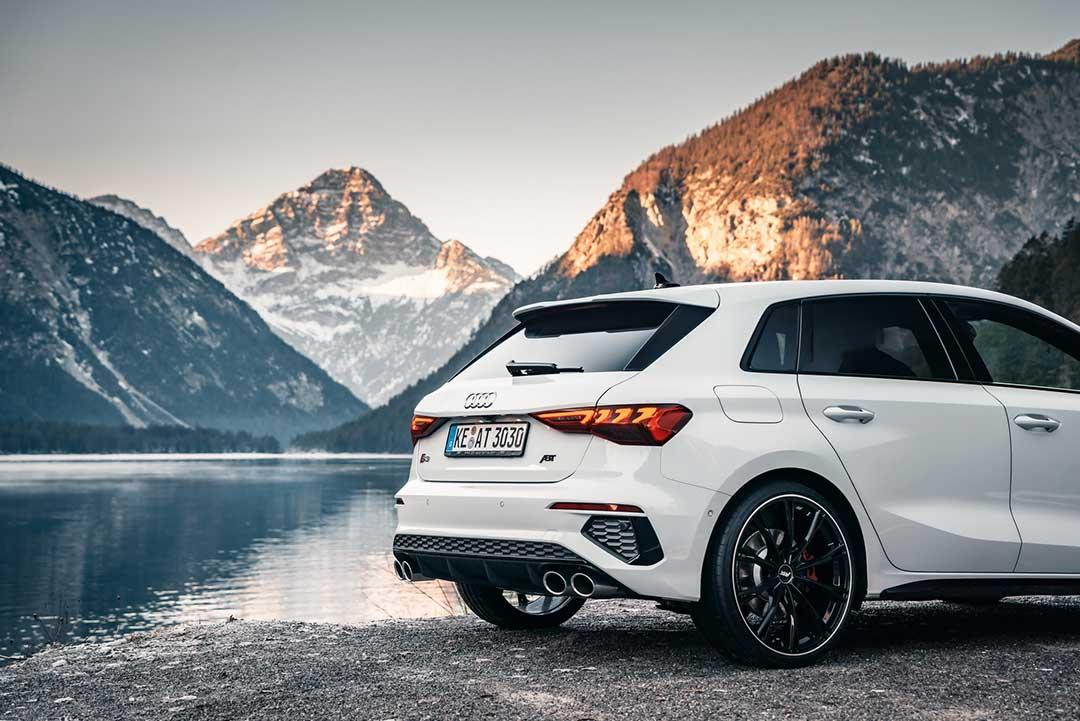Audi S3 Sportback 2021 года от ABT Sportsline