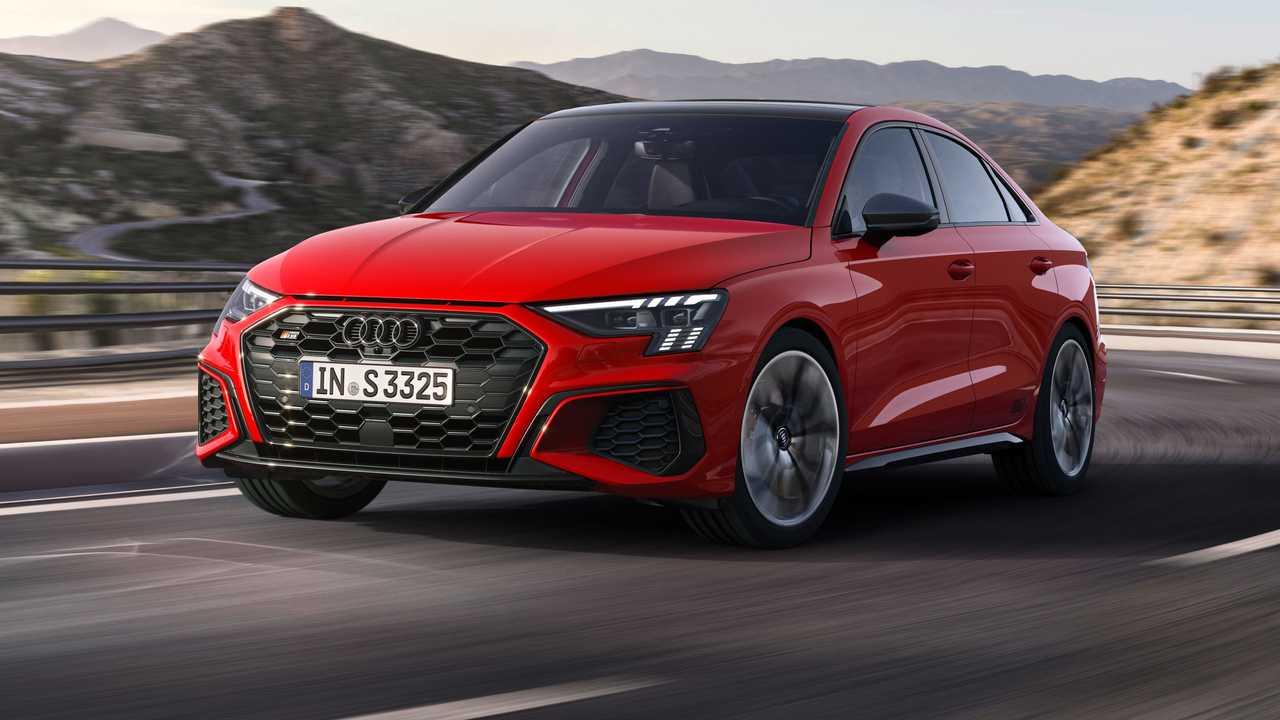Audi Skipping 2021 Model Year For A3 Sedan, Next-Gen ...