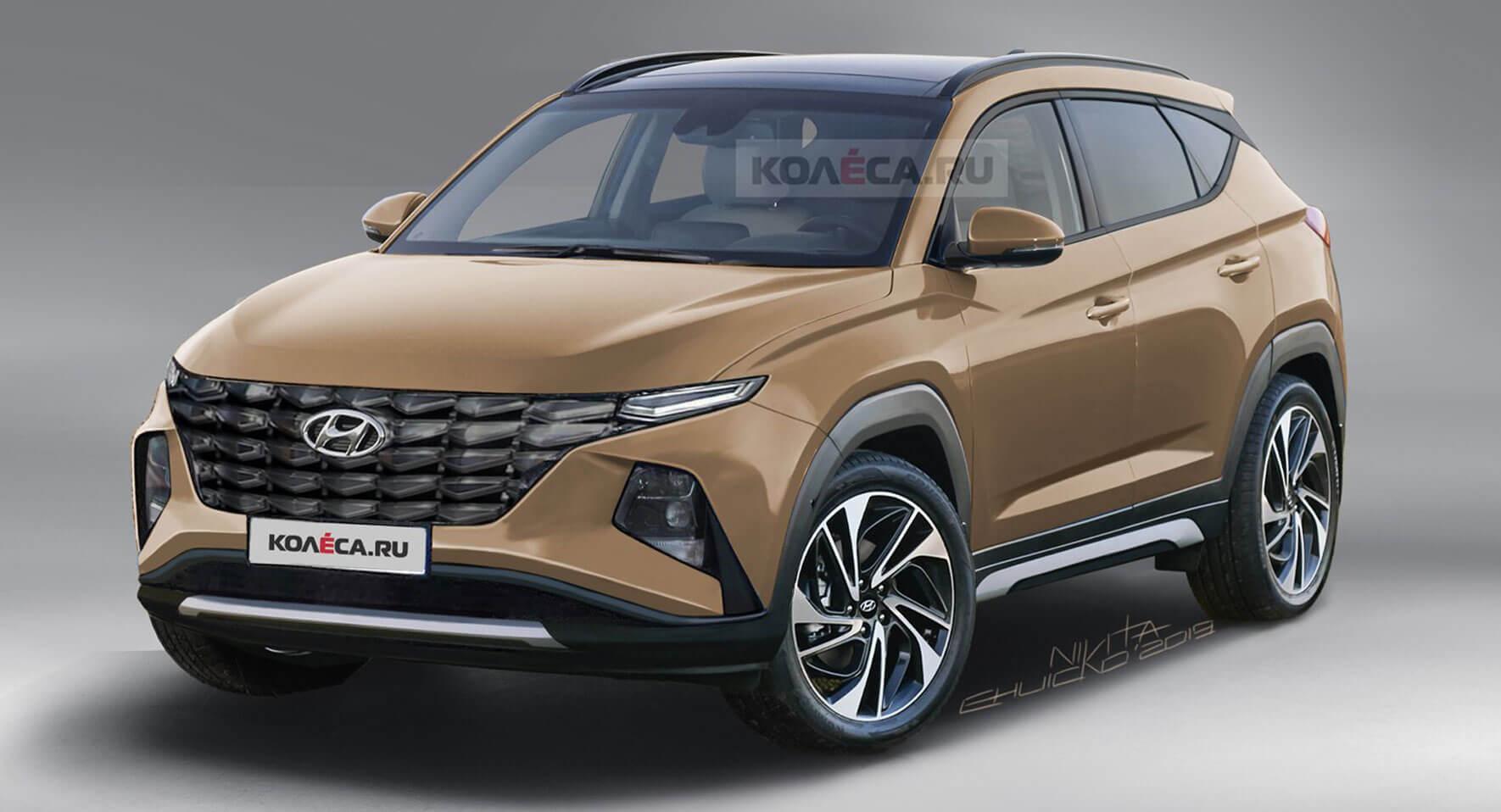 2021 Hyundai Tucson Night Edition, Transmission Options ...