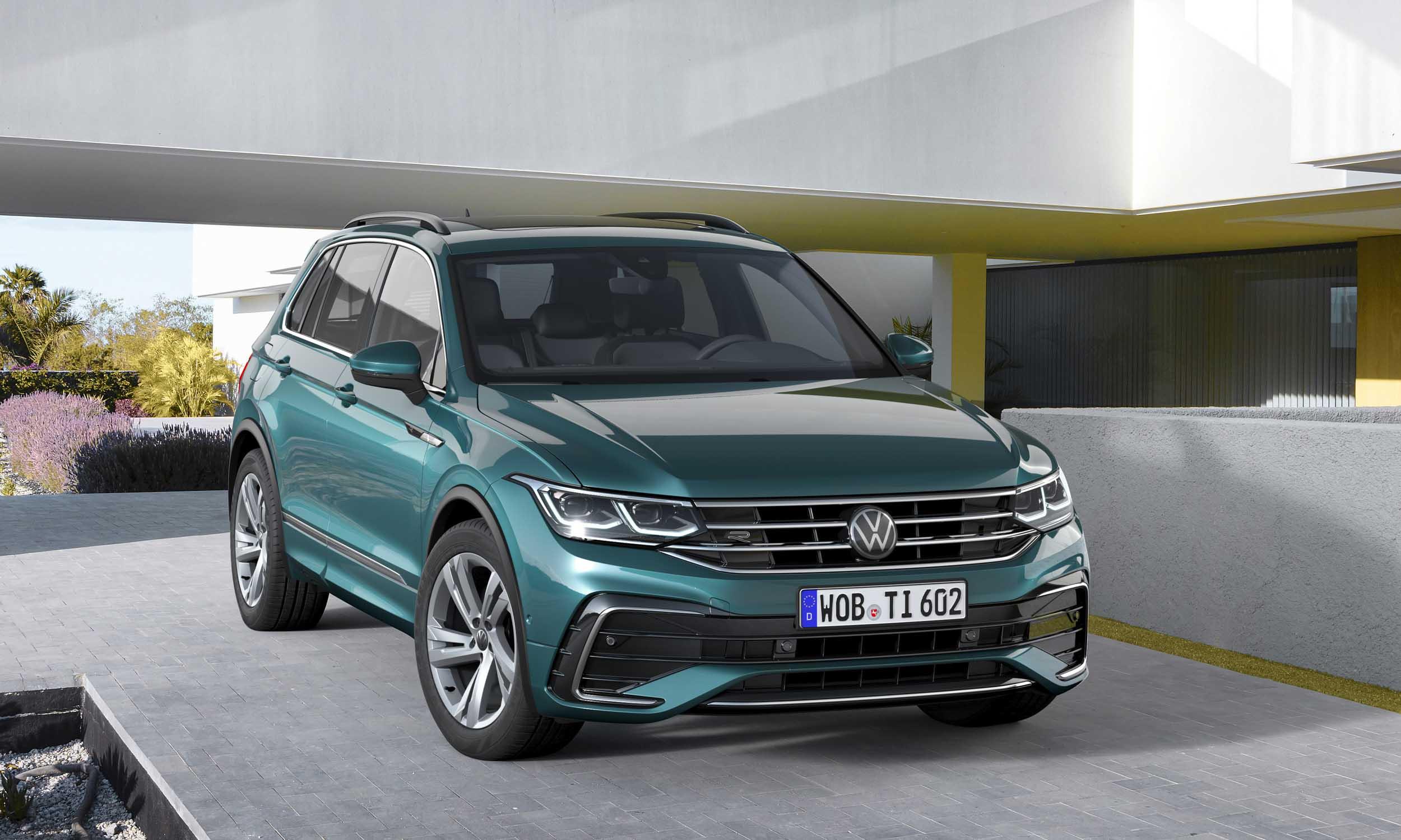 2022 Volkswagen Tiguan: First Look - » AutoNXT