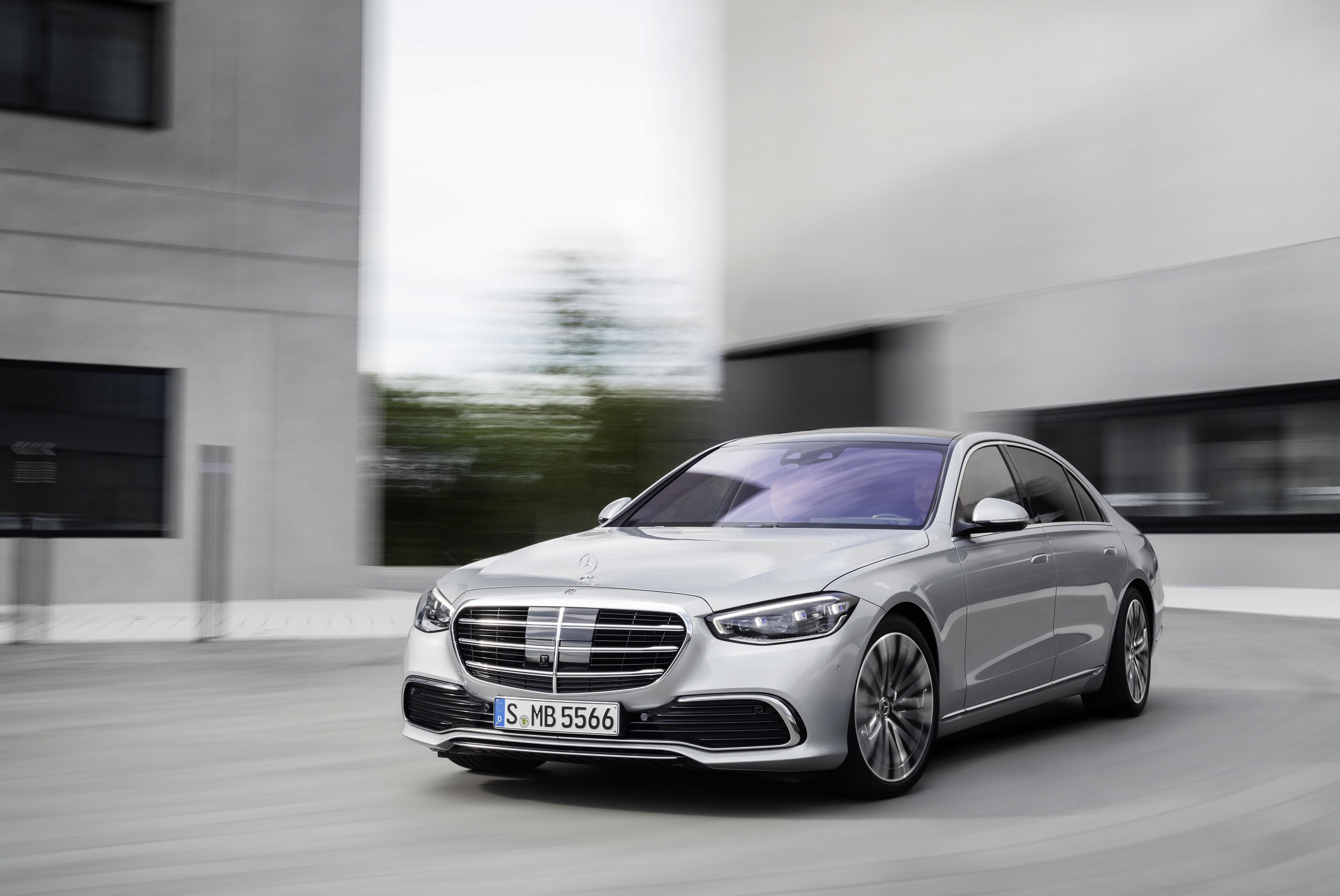 Nieuwe Mercedes-Benz S-Klasse richt zich meer dan ooit op ...
