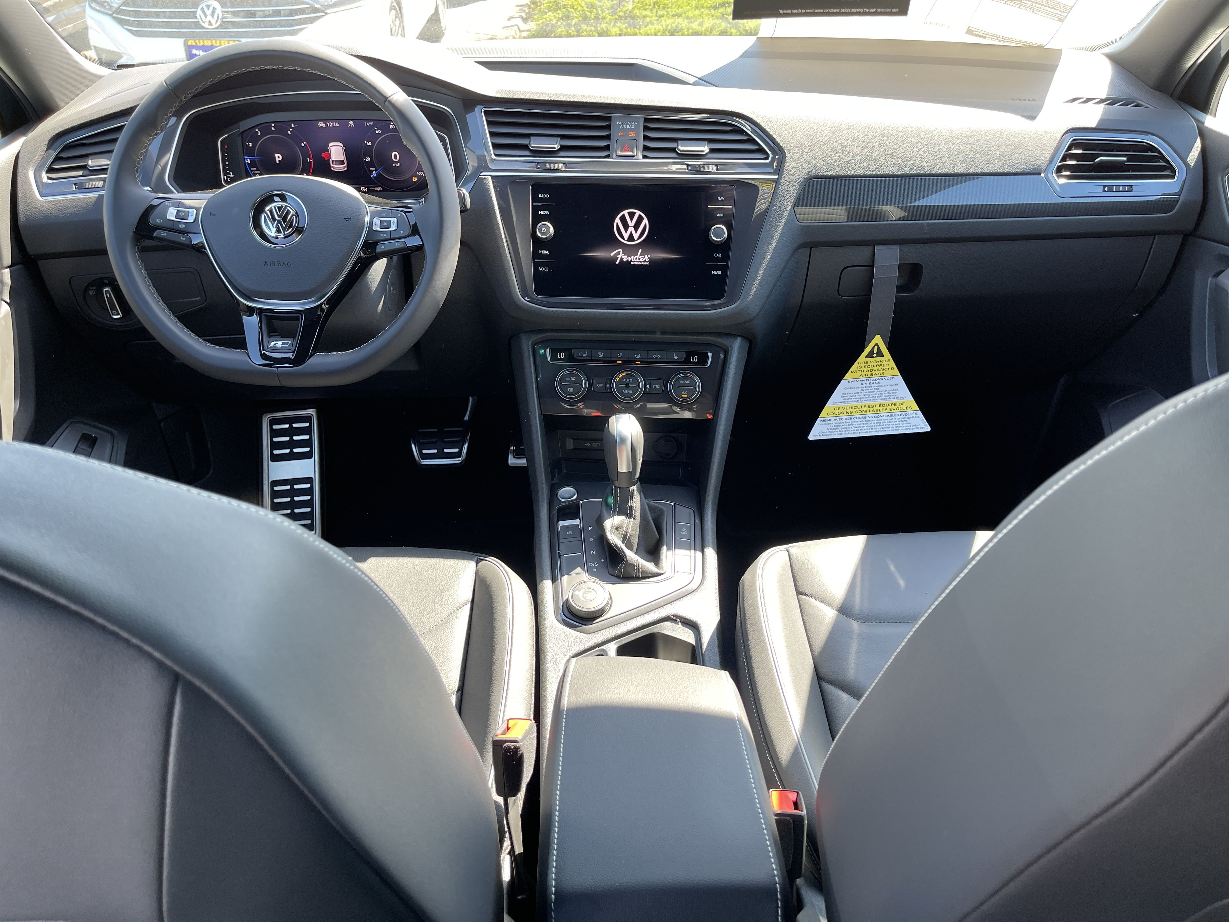 New 2021 Volkswagen Tiguan 2.0T SEL Premium R-Line 4Motion ...