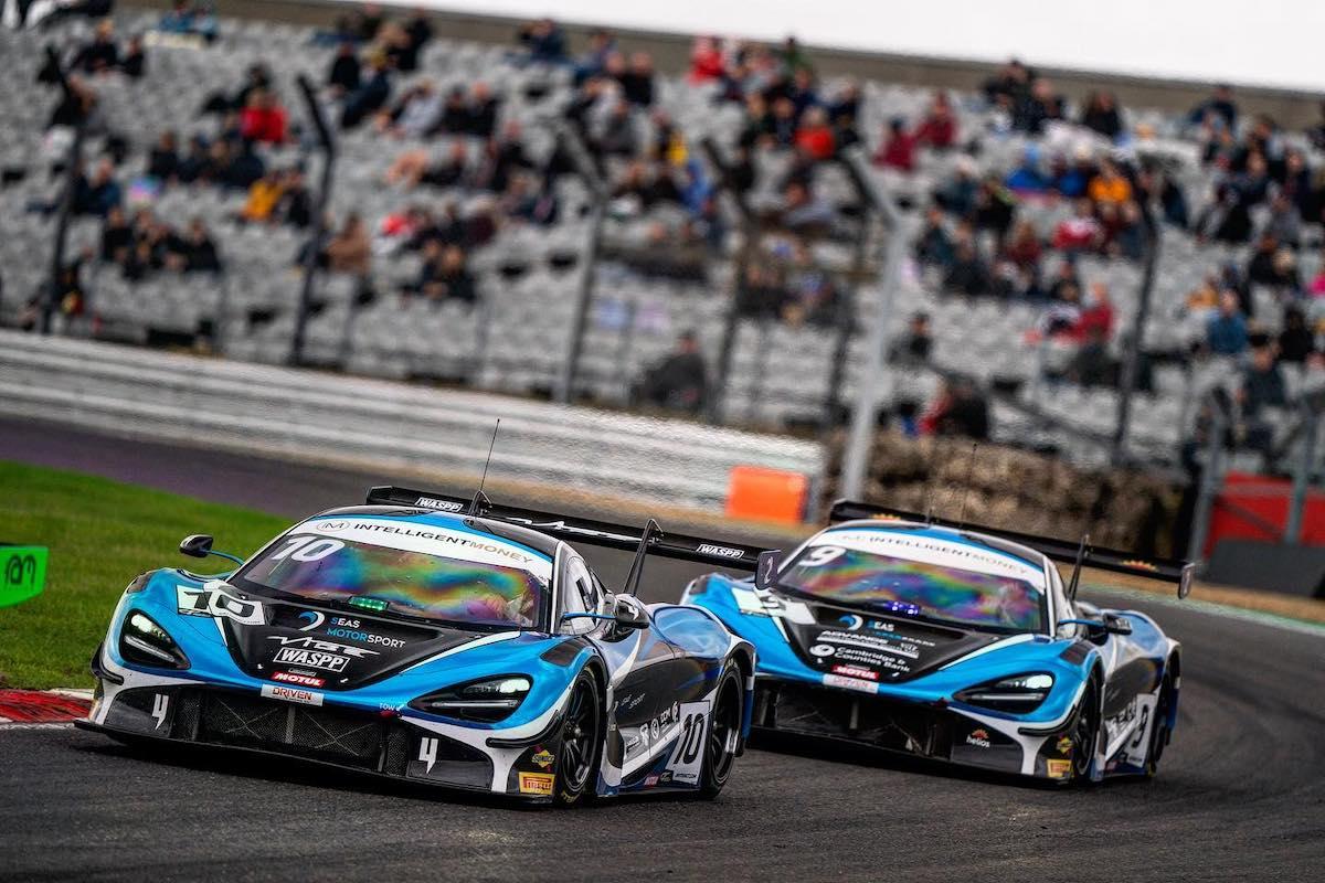 DTM - 2 Seas Motorsport en DTM avec McLaren en 2021