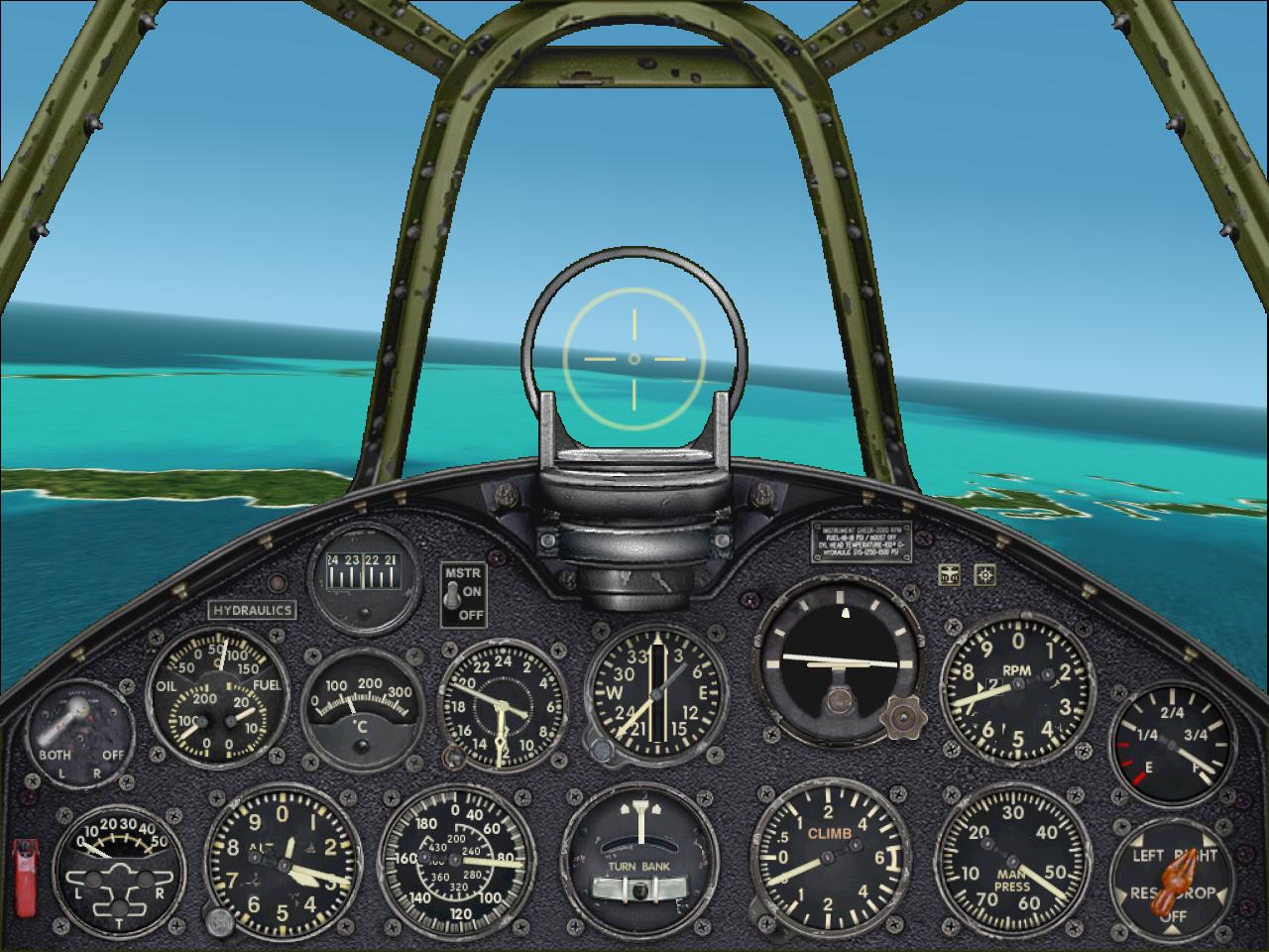 Microsoft Combat Flight Simulator 2: WW II Pacific Theater ...