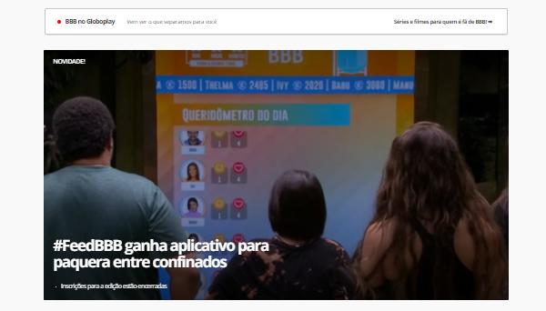 Como Assistir Big Brother Brasil 2021 Ao Vivo na Internet e TV