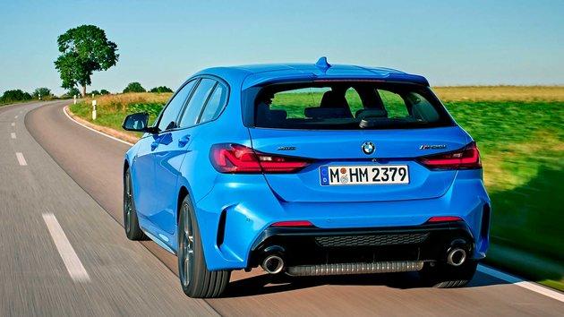 BMW 135 neu 2021 - Preise, technische Daten, alle Infos