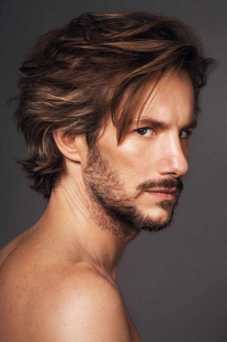 Frisur Lange Haare Männer | 2021 | Mens hairstyles, Medium ...