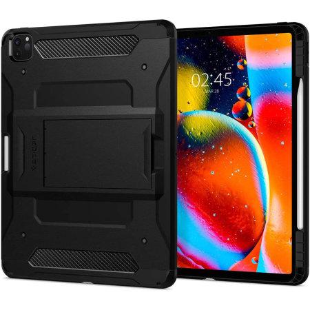 """Spigen iPad Pro 12.9"""" 2021 5th Gen. Tough Armor Pro Case ..."""