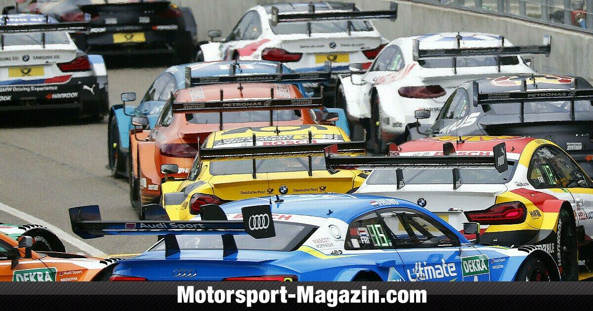 DTM Brands Hatch 2018: Die 6 Brennpunkte vor dem Rennen