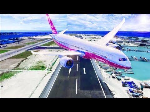 Flight Stunts, Hill Top Flight Stunts - Plane Pilot Flight ...