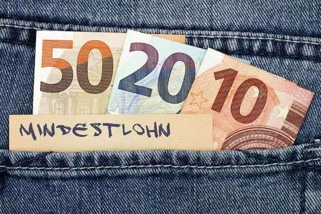 Erhöhung Mindestlohn zum 1.7.2021 - Mindestlohn ...