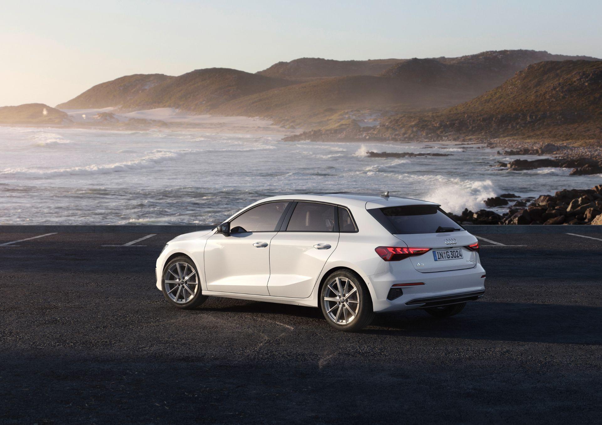 2021 Audi A3 Sportback 30 g-tron (Photos, price ...