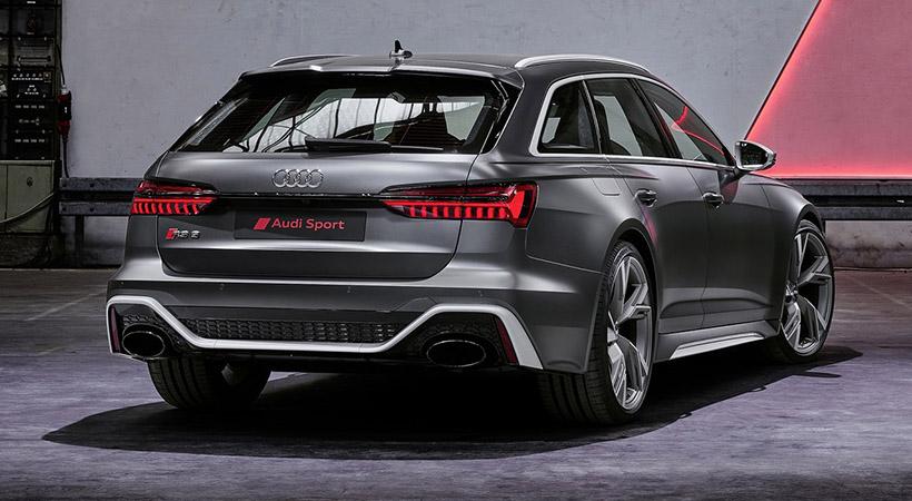2021 Audi RS6 Avant - Autoproyecto Autoproyecto