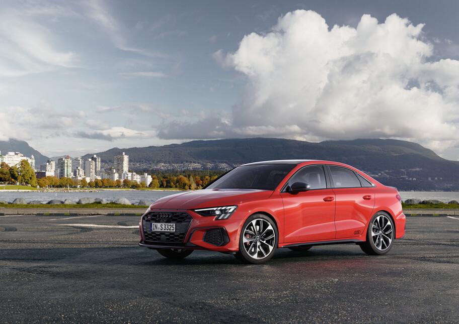 Audi S3 Sedán 2021: Más poder, más equipamiento y tracción ...