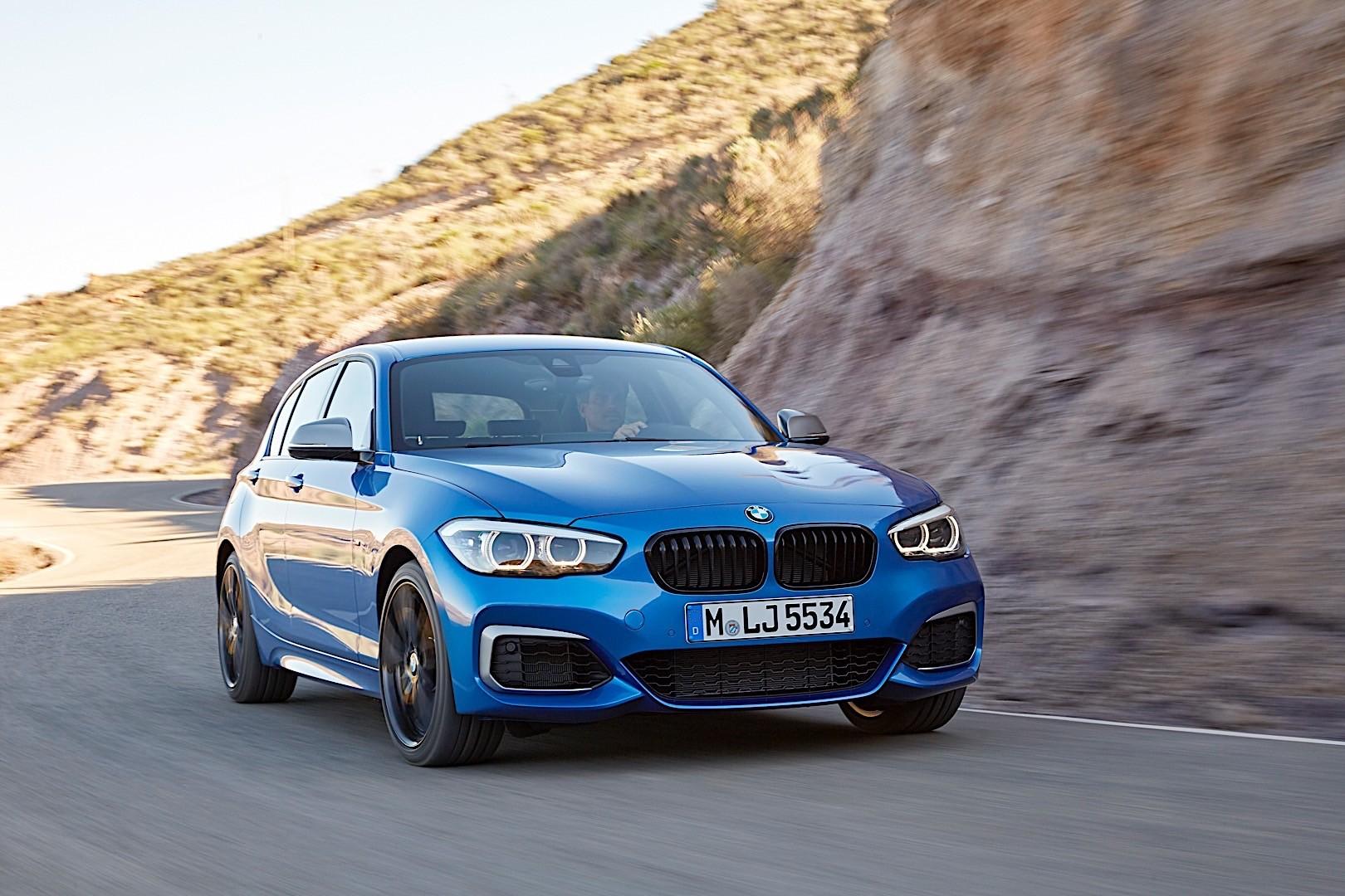 BMW 1 Series (F20) LCI specs & photos - 2017, 2018, 2019 ...