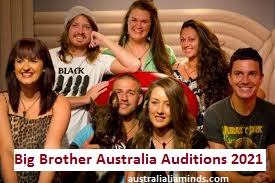 Big Brother Australia Auditions 2021-Application, Dates ...
