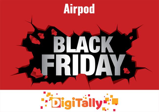 Black Friday Airpod 2021 : Jusqu'à 90% de réduction