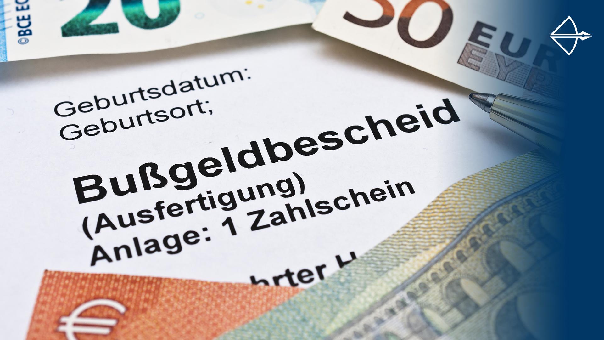 Bußgeldkatalog 2021: Bußgeld, Punkte, Fahrverbote laut StVO