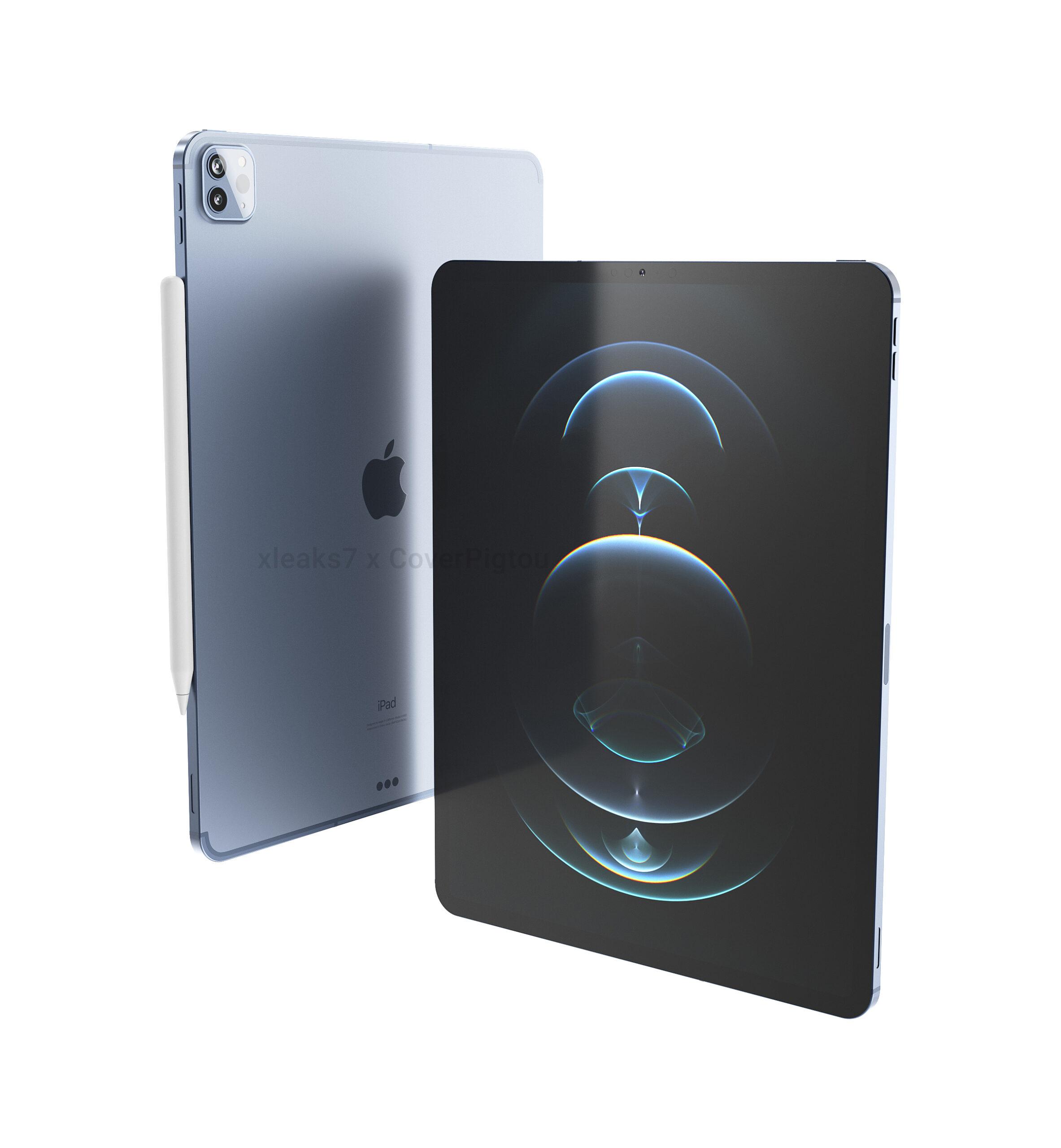 2021 iPad Pro Design Bears Striking Resemblance to 2020 ...