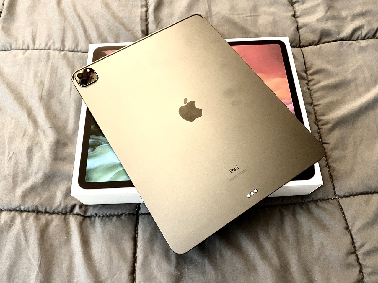 The 2020 iPad Pro: The 12.9 is Heading Back to Apple ...