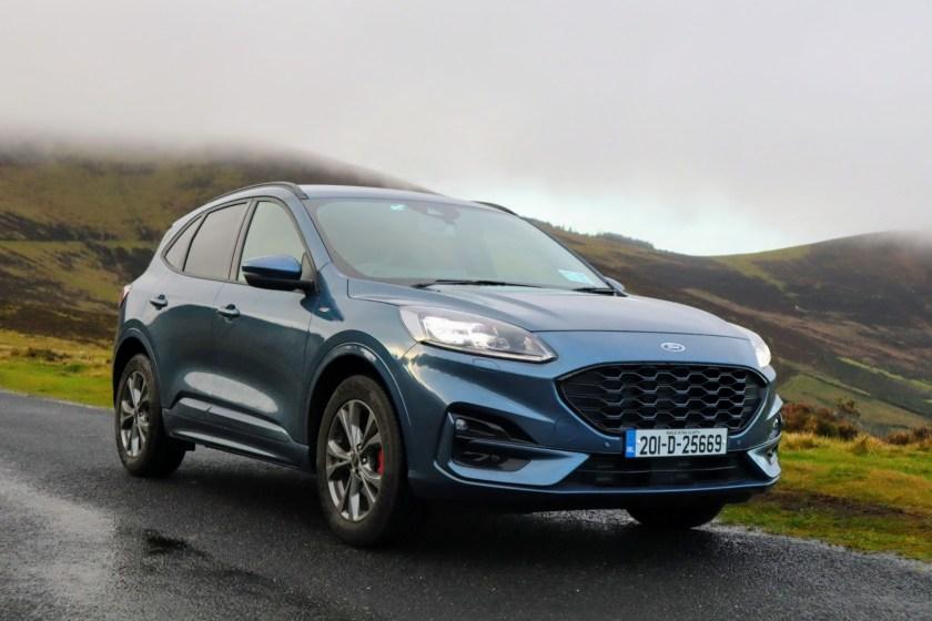 Ford Kuga (2021) Review - Changing Lanes