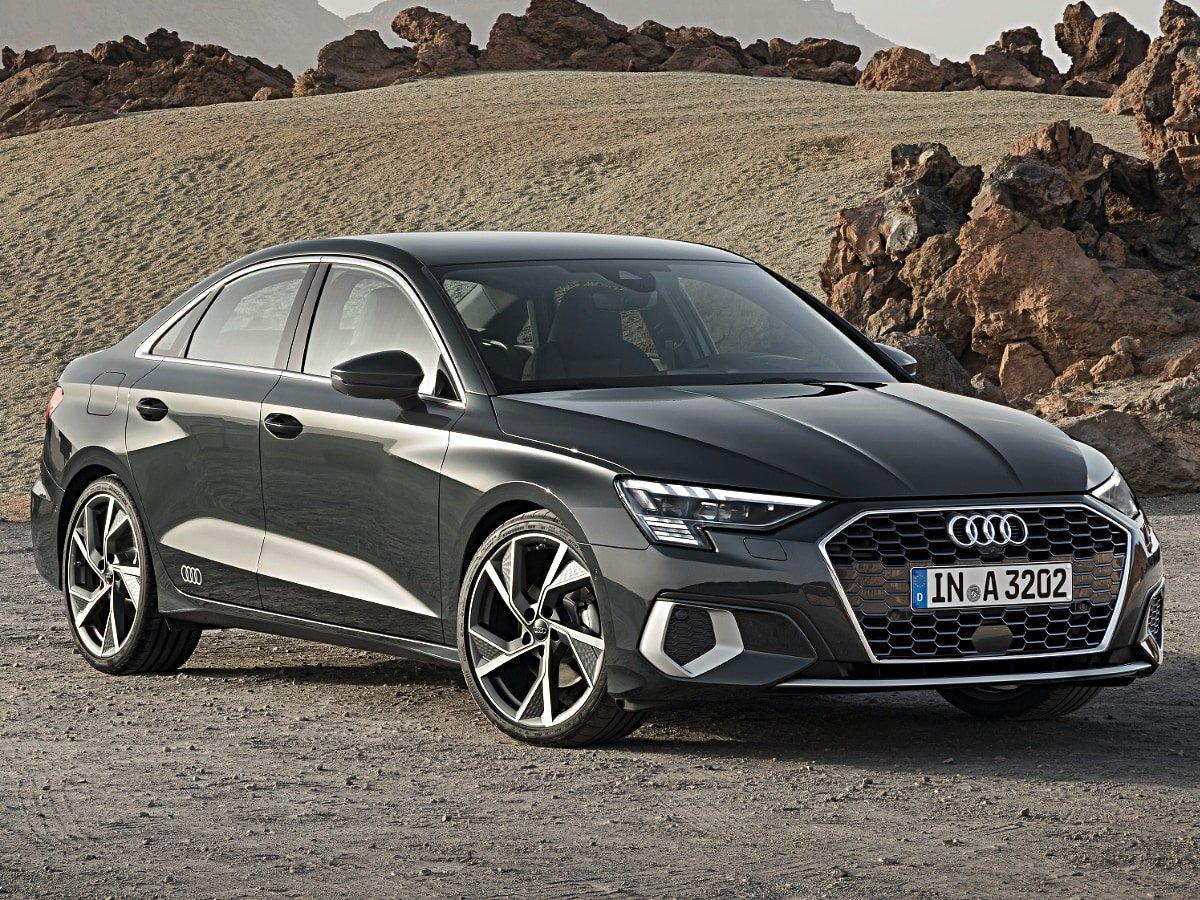 2021 Audi A3 Sedan Preview | NADAguides