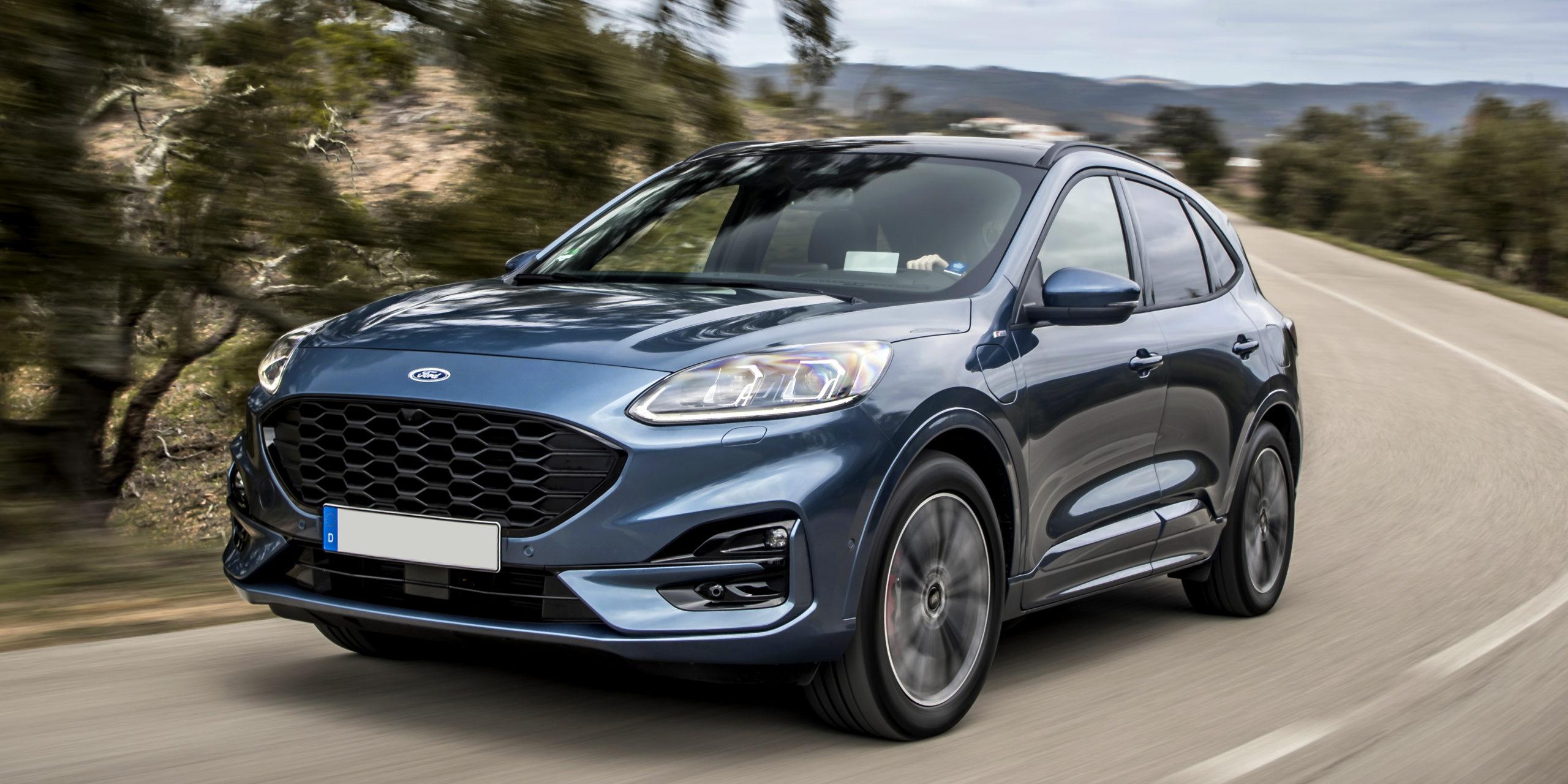 Ford Kuga Review 2021   carwow