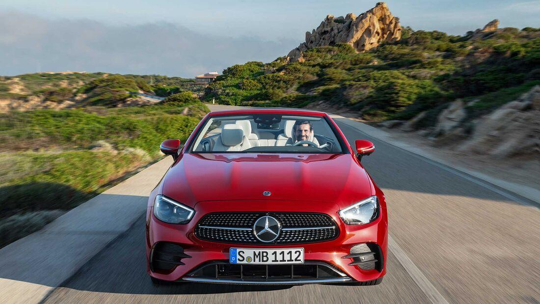 Mercedes E-Klasse Coupé / Cabrio (A238 / C238): Die Infos ...