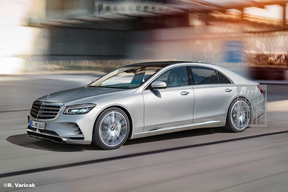 Mercedes S-Klasse (2020): Infos und Bilder - Bilder ...